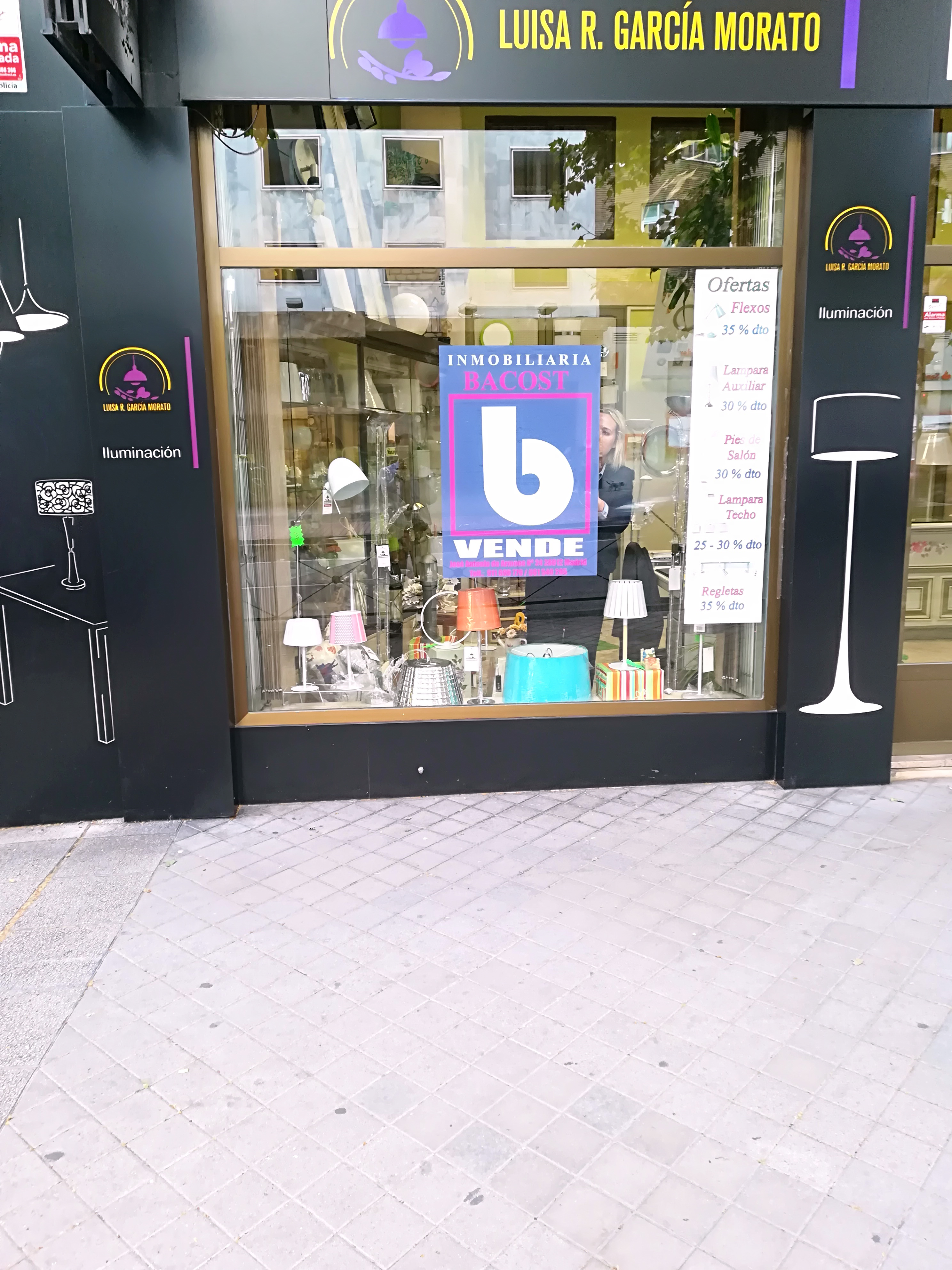 Local en Venta SANTA MARIA DE LA CABEZA (MADRID)